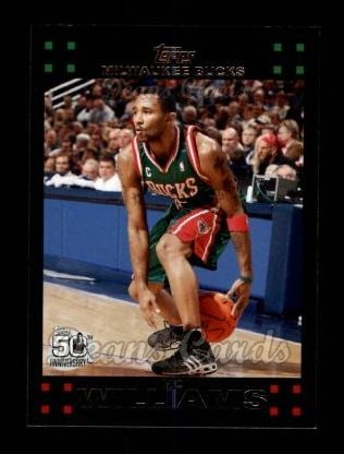 2007 Topps #53  Mo Williams