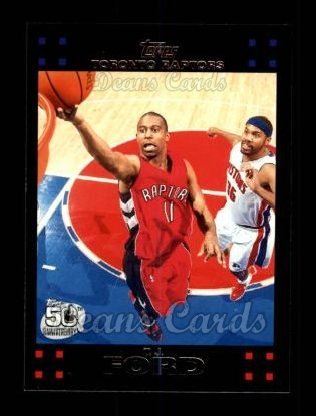 2007 Topps #94  T.J. Ford