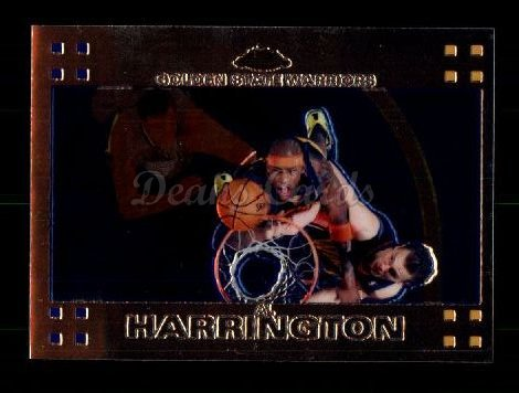 2007 Topps Chrome #12  Al Harrington