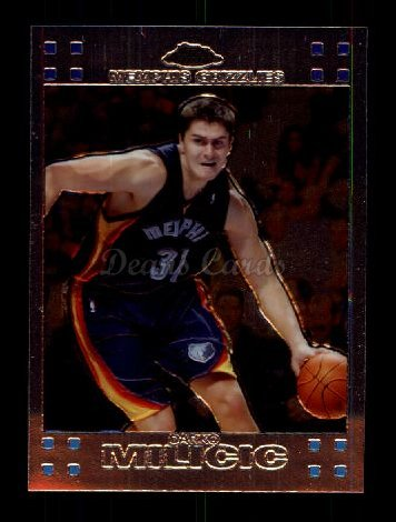 2007 Topps Chrome #44  Darko Milicic