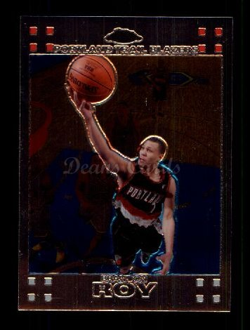 2007 Topps Chrome #107  Brandon Roy