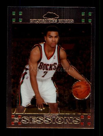 2007 Topps Chrome #130  Ramon Sessions