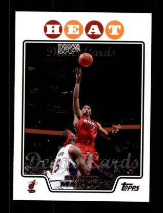 2008 Topps #31  Shawn Marion