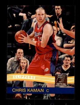 2010 Donruss #198  Chris Kaman