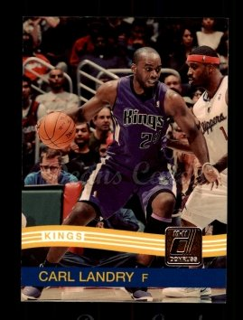 2010 Donruss #221  Carl Landry