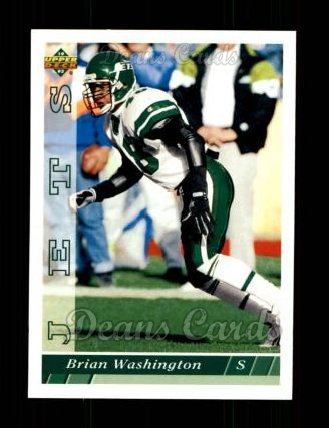 1993 Upper Deck #147  Brian Washington