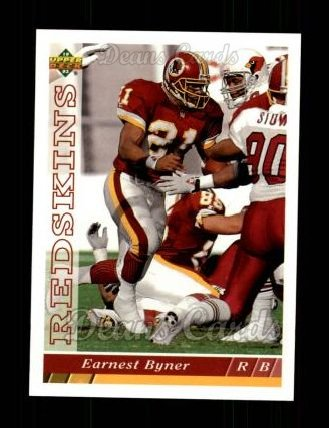 1993 Upper Deck #253  Earnest Byner