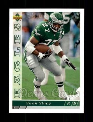 1993 Upper Deck #503  Siran Stacy