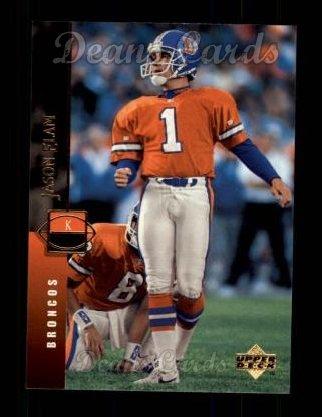1994 Upper Deck #239  Jason Elam