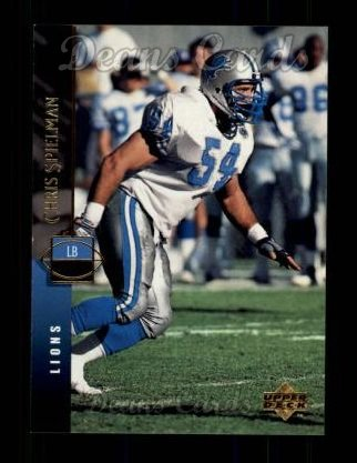 1994 Upper Deck #309  Chris Spielman