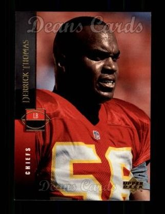 1994 Upper Deck #313  Derrick Thomas