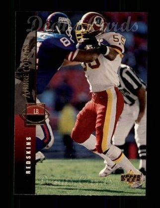 1994 Upper Deck #88  Andre Collins