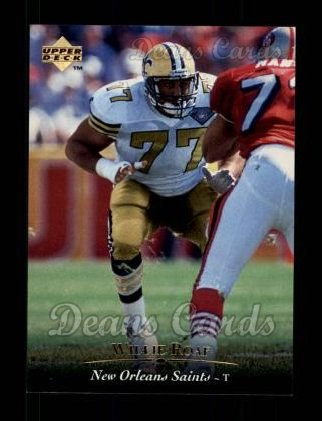 1995 Upper Deck #153  Willie Roaf