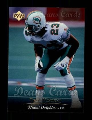 1995 Upper Deck #187  Troy Vincent
