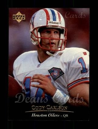 1995 Upper Deck #220  Cody Carlson