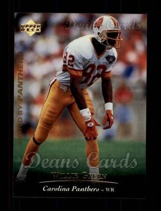 1995 Upper Deck #296  Willie Green