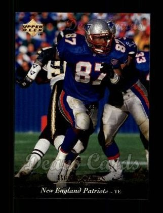 1995 Upper Deck #76  Ben Coates