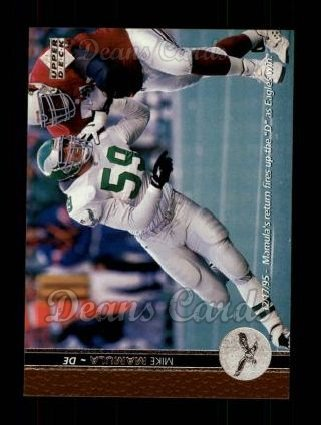1996 Upper Deck #143  Mike Mamula