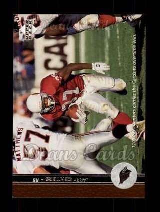 1996 Upper Deck #151  Larry Centers
