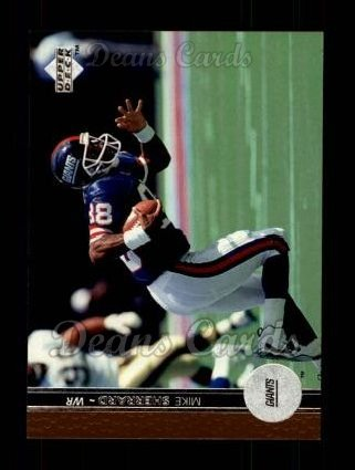 1996 Upper Deck #261  Mike Sherrard