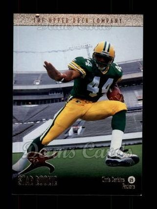 1996 Upper Deck #30  Chris Darkins