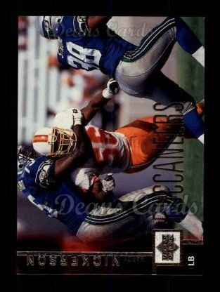 1997 Upper Deck #96  Hardy Nickerson