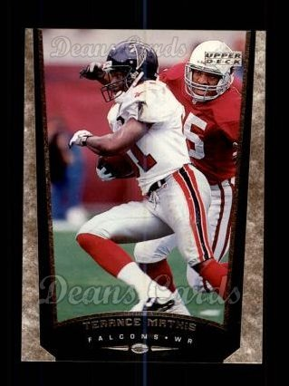 1998 Upper Deck #47  Terance Mathis