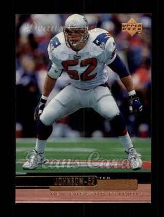1999 Upper Deck #128  Ted Johnson