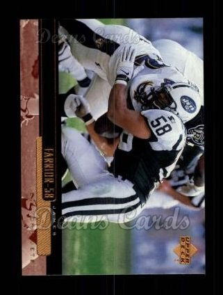 1999 Upper Deck #152  James Farrior