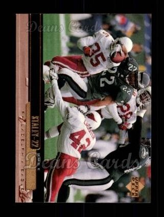 1999 Upper Deck #160  Duce Staley