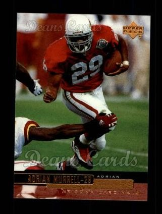 1999 Upper Deck #2  Adrian Murrell