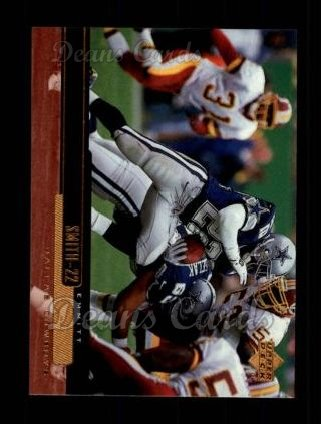 1999 Upper Deck #59  Emmitt Smith