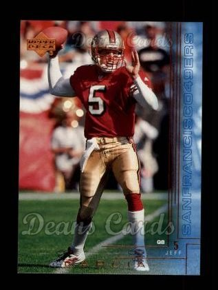 2000 Upper Deck #187  Jeff Garcia
