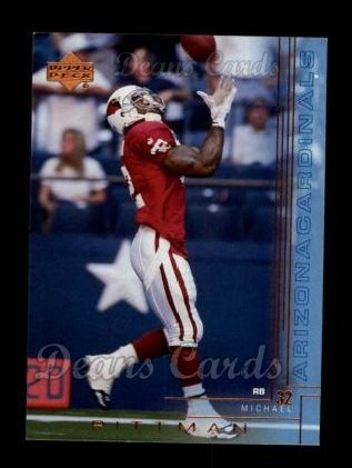 2000 Upper Deck #2  Michael Pittman