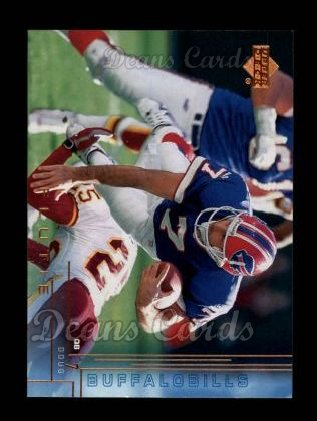 2000 Upper Deck #26  Doug Flutie