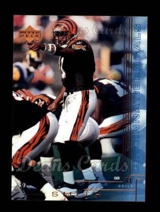 2000 Upper Deck #45  Akili Smith
