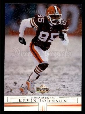 2001 Upper Deck #40  Kevin Johnson