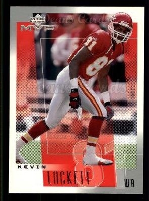 2001 Upper Deck MVP #129  Kevin Lockett