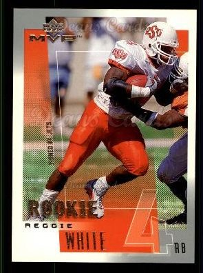 2001 Upper Deck MVP #285  Reggie White