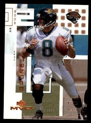 2002 Upper Deck MVP #115  Mark Brunell