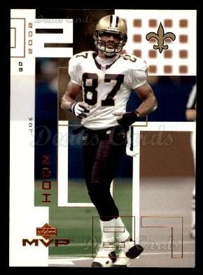 2002 Upper Deck MVP #150  Joe Horn