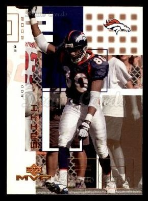 2002 Upper Deck MVP #75  Rod Smith