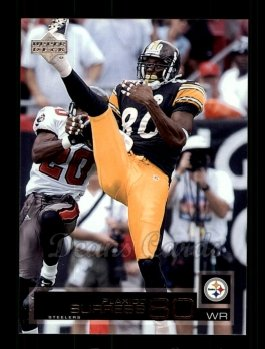 2002 Upper Deck #136  Plaxico Burress