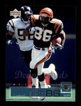 2002 Upper Deck #39  Darnay Scott