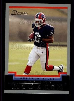 2004 Bowman #81  Willis McGahee