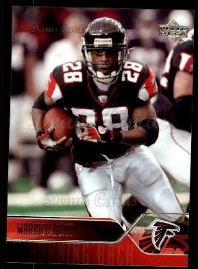2004 Upper Deck #10  Warrick Dunn