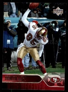 2004 Upper Deck #167  Brandon Lloyd