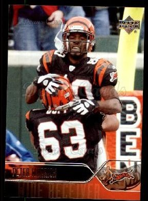 2004 Upper Deck #42  Peter Warrick
