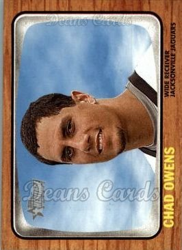 2005 Topps Heritage #271  Chad Owens