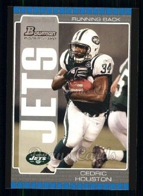 2005 Bowman #212  Cedric Houston